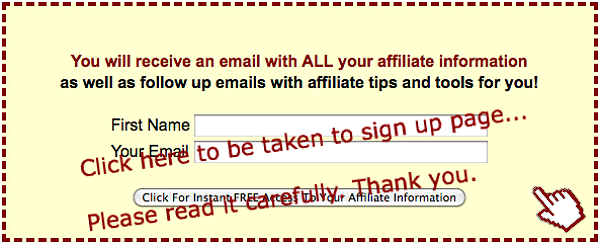 Image - Affiliate Sign Up